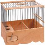 Ξύλινο κλουβί Λούξ 1007