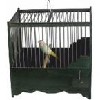Ξύλινο κλουβί Λούξ 1020B
