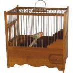 Ξύλινο κλουβί Λούξ 1020Β1