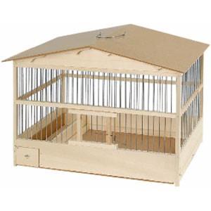 Ξύλινο κλουβί 1010