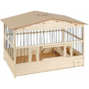 Ξύλινο κλουβί 1011