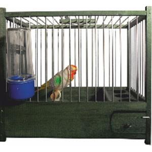 Ξύλινο κλουβί Μίνι 1019Β