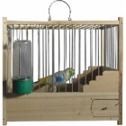 Ξύλινο κλουβί 1019LUX