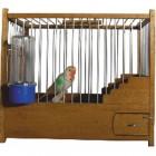 Ξύλινο κλουβί 1019LUX1