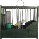 Ξύλινο κλουβί 1019LUX2