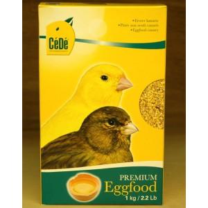 Αυγοτροφή Cede καναρινιών κίτρινη 1 kg