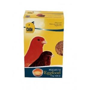 Αυγοτροφή Cede καναρινιών κόκκινη 1 kg
