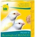 Αυγοτροφή Cede-BIANCO καναρινιών λευκή 5 kg(5x1kg)